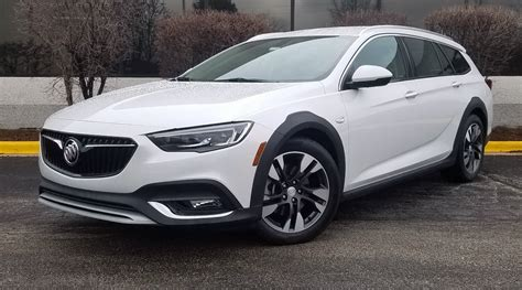 Buick Regal Fuel Economy by Test Drive 2018 Buick Regal Tourx The Daily Drive