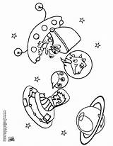 Coloring Pages Galaxy Space Printable Mars Colouring Print Hellokids Drawing Popular Adult Galaxies Martian Getdrawings Create Getcolorings Tiny sketch template