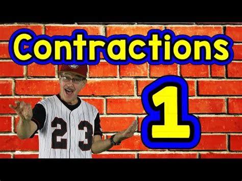 Contractions!  Scratch Garden  Vidoemo  Emotional Video Unity