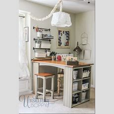 Craftaholics Anonymous®  Small Craft Room Storage Ideas