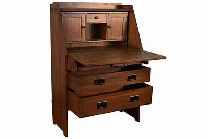 Mission Desks Oak Desk Furniture Quick Secretary