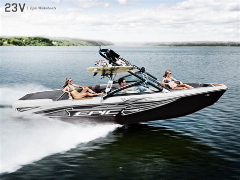 Epic Boat Pictures by Research 2015 Epic Boats 23v On Iboats