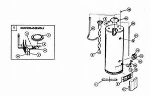 Kenmore Gas Water Heater Parts