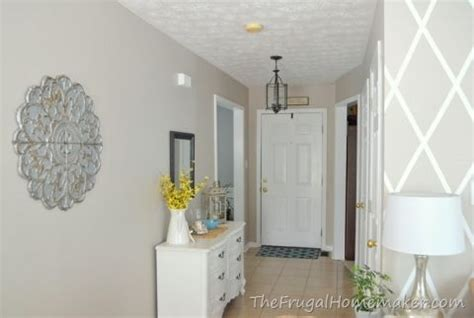 entryway after wheat bread by behr for the home behr