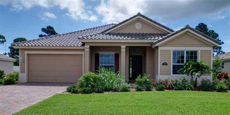 lake mandarin at citrus springs new homes in vero fl