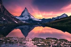 Matterhorn Mountains HD Nature 4k Wallpapers Images