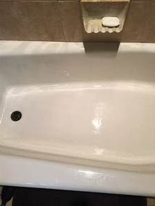 Cooktop cleaner for bathtub stains thriftyfun for How to clean bathroom tub
