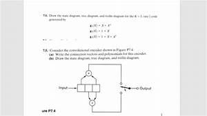 Code 7 1  Draw The State Diagram  Tree Diagram  An