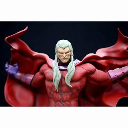 Apocalypse Magneto Age Statue Scale