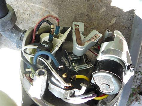 common capacitor start pool motor works