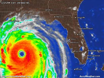 Katrina Hurricane Radar Loop 15pm Satellite Movies