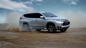 Mitsubishi Shogun : 2018 mitsubishi pajero the improved luxury theautoweek ~ Gottalentnigeria.com Avis de Voitures