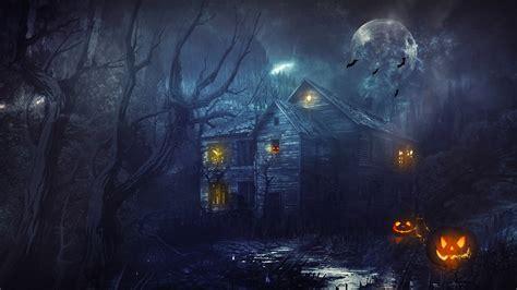 Halloween Background Wallpaper 14402 Baltana