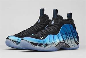 "Nike Air Foamposite One ""Blue Mirror"" Official Images and ...