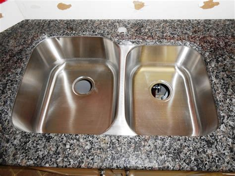 kitchen sink with cabinet superb new caledonia granite trend traditional 6040
