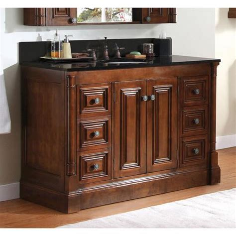 Menards Bathroom Vanities 48 by 48 Quot Wentworth Collection Vanity Base At Menards For The