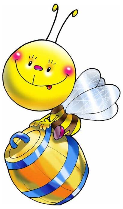 Bee Clipart Honey Abeilles Abeille Zezete2 Bienen