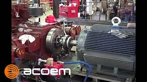 200 Hp Electric Motor To Compressor Laser Shaft Alignment