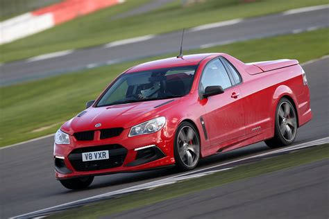 vauxhall maloo vauxhall maloo vxr8 lsa review in pictures evo
