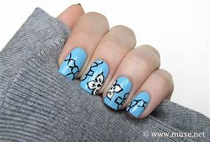 The gallery for --> Baby Blue Nails Designs