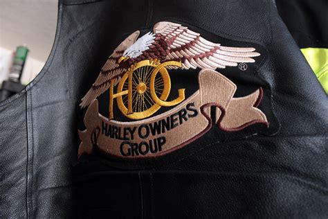 Proper Patch Layout For A Leather Biker Vest