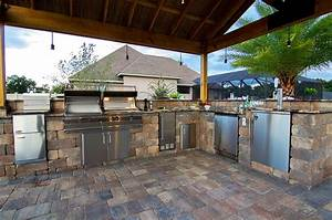Create, The, Ultimate, Outdoor, Kitchen, With, Stonegate, Sierra