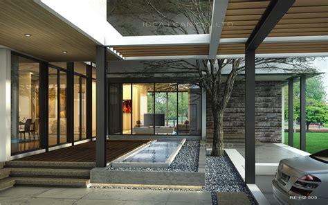 resort floor plans  story house plan  bedrooms  bathrooms living area  sqm modern