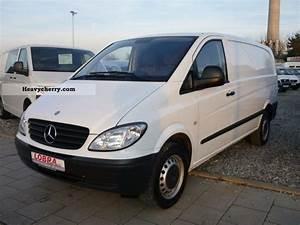 Vito 115 Cdi : mercedes benz vito 115 cdi dpf many doors 2006 box type delivery van long photo and specs ~ Gottalentnigeria.com Avis de Voitures