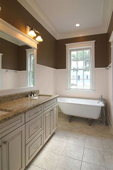 Bathroom Beadboard Installation by Beadboard Collection Great American Spaces