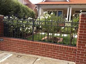 Best 25+ Brick fence ideas on Pinterest Yard gates, Pool
