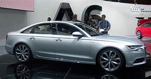 Audi A6 Hybride : audi a6 hybride la performance avant tout ~ Medecine-chirurgie-esthetiques.com Avis de Voitures