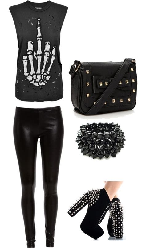 Badass Outfits Polyvore | www.pixshark.com - Images Galleries With A Bite!