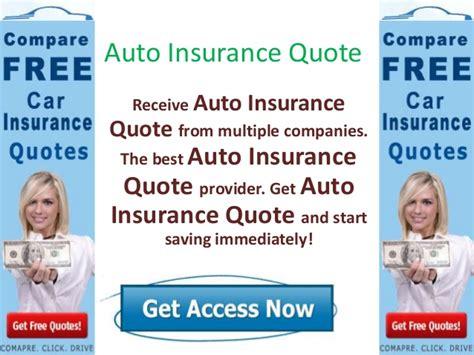 Online Auto Insurance Compare