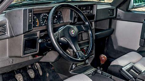 Volante Alfa 75 by Coches Para El Recuerdo Alfa Romeo 75 V6 Qv Coches