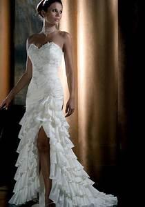 Grecian style wedding gown wedding dresses guide for Wedding dress styles guide
