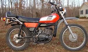 U9069 U5207 U306a Dt 250 Yamaha Enduro