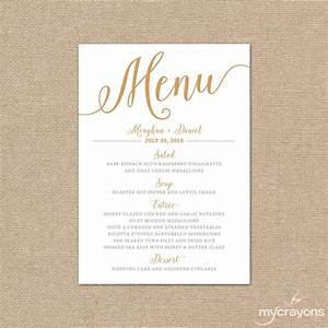 Sample menu card template 29 download in psd pdf word for Examples of wedding menu cards