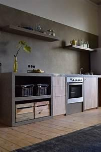 Küchen Selber Bauen : k che selber gebaut und verputzt in 2019 k che selber ~ Watch28wear.com Haus und Dekorationen
