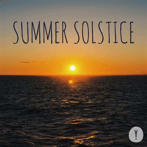 summer solstice yogi surprise
