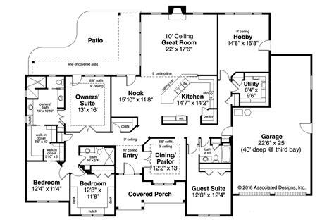 Musketeer Certified Home Floor Plans