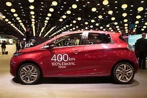 Renault Zoe Autonomie : renault zo ze 40 autonomie prix tout sur la nouvelle zo l 39 argus ~ Medecine-chirurgie-esthetiques.com Avis de Voitures