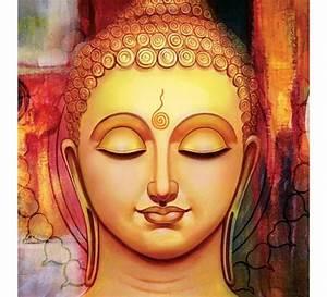 Lord Buddha Paintings | www.pixshark.com - Images ...
