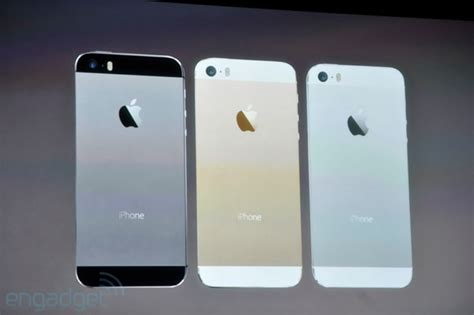 apple iphone 5s apple iphone 5s gets official