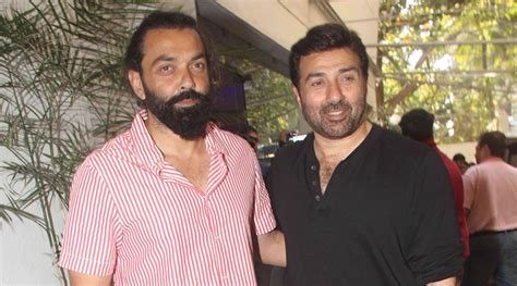 'ghayal Once Again' Actor Sunny Deol Loves Sports