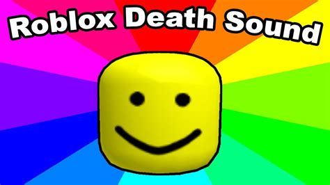 What Is The Roblox Death Sound Meme? A Look At The Many