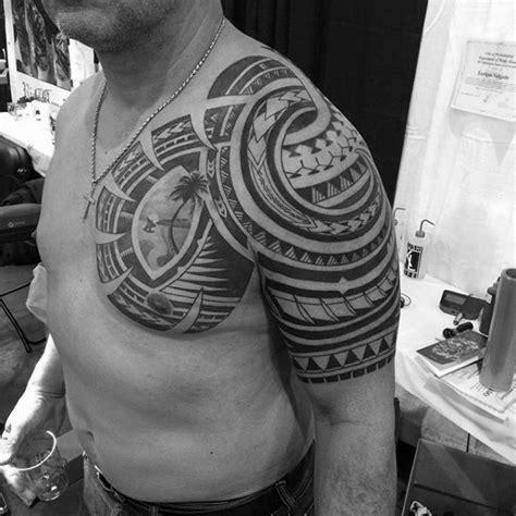 badass tribal tattoos  men manly design ideas