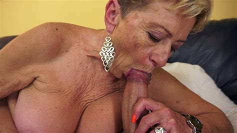 Aroused Granny Malya Sucks Hard Dick With Extreme Passion