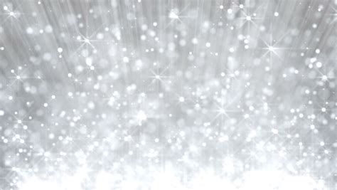 white backdrop with lights moving white fairy christmas lights abstract background