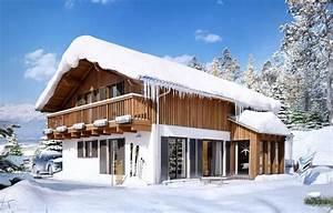Modernes Landhaus Bauen : 16 besten alpenl ndische h user bilder auf pinterest alpen architektur und fassaden ~ Bigdaddyawards.com Haus und Dekorationen