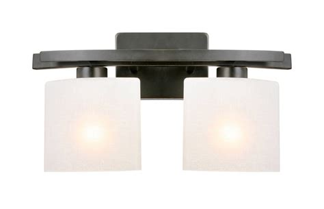 hton bay ettrick 2 light vanity fixture the home